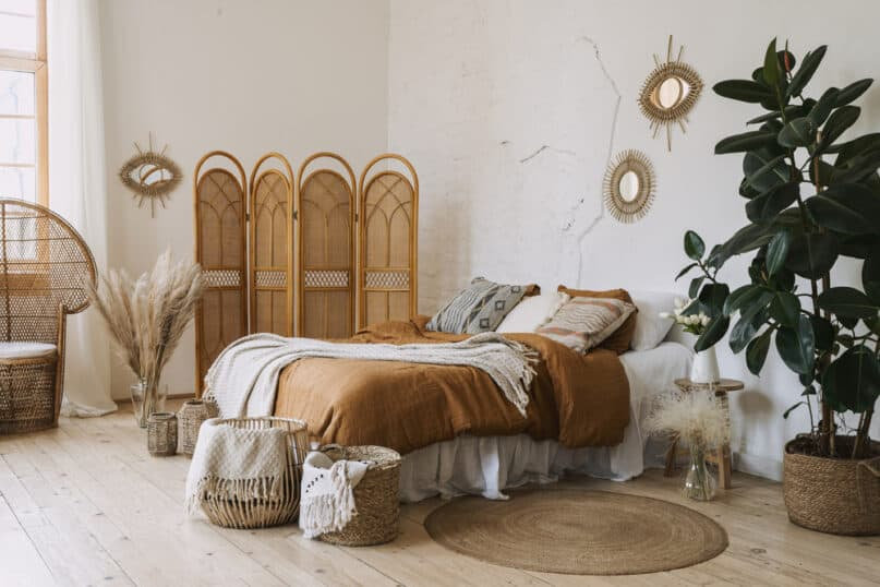 How to Strike the Perfect Balance of Bohemian Interior Design