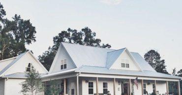 38 Modern Farmhouse Exterior Designs