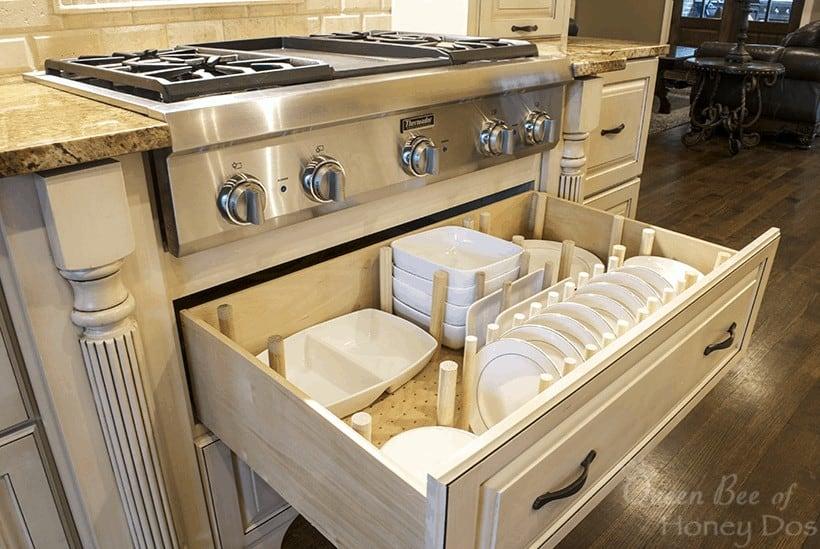 Satisfying Ways to Reorganize a Kitchen