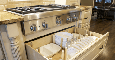 40 Easy Ways to Organize the Kitchen