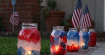 40 Patriotic Decor Ideas to Start any Fourth of July Party with a Bang