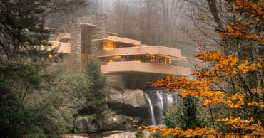 30 Iconic Frank Lloyd Wright Designs in America