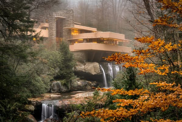 The 30 Most Iconic Frank Lloyd Wright Houses in America