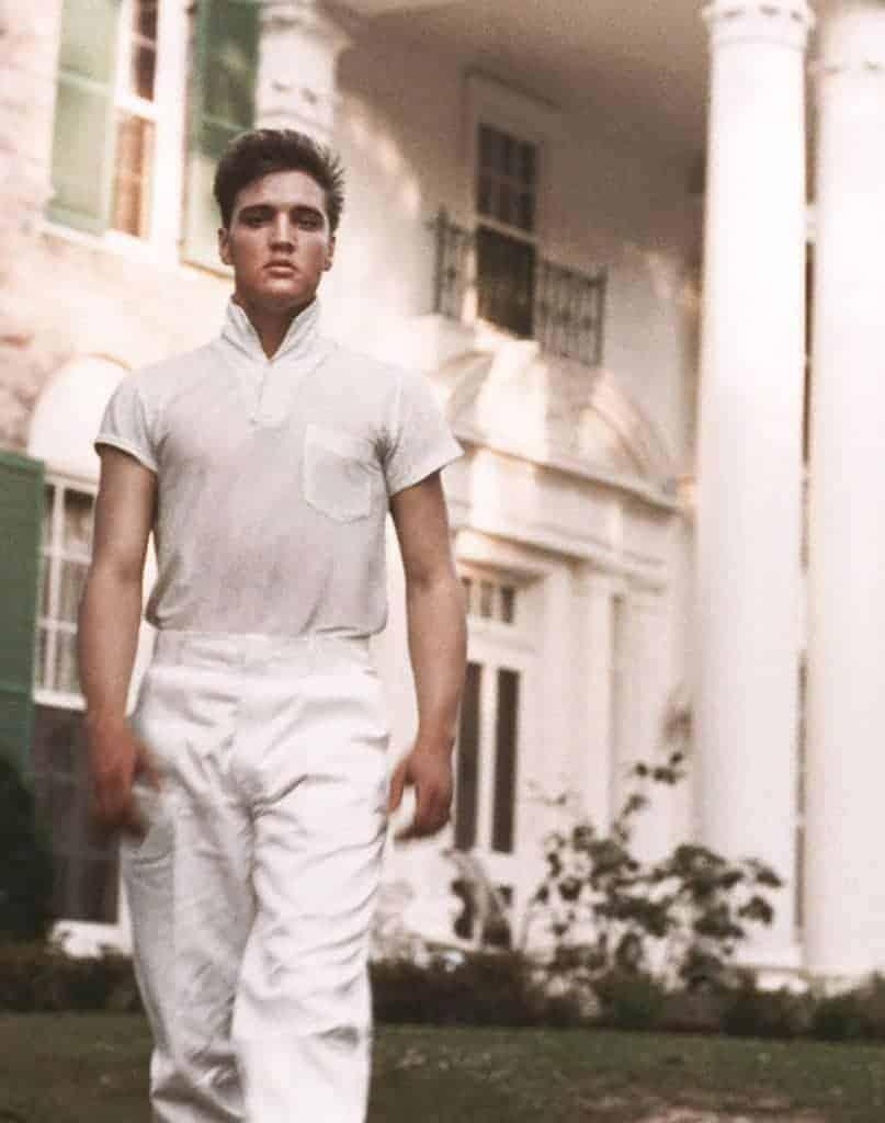 A Look Inside Graceland, Elvis' Amazing Estate