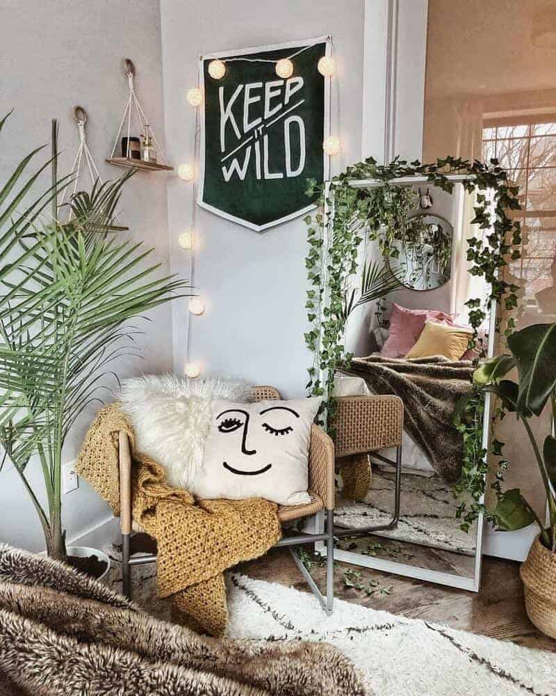 40 Way to Give a Home Bohemian Flair