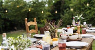 40 Elegant Tips for Outdoor Parties