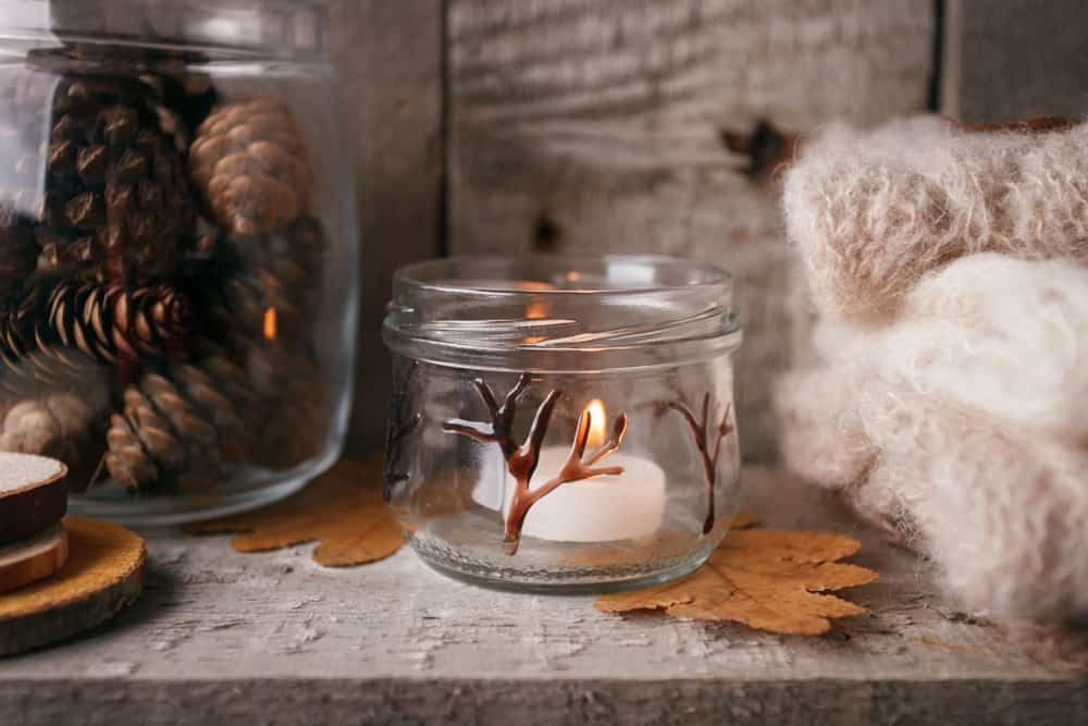 4.Jars for the fall
