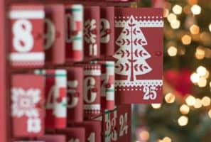 Home Addict's Countdown to Christmas