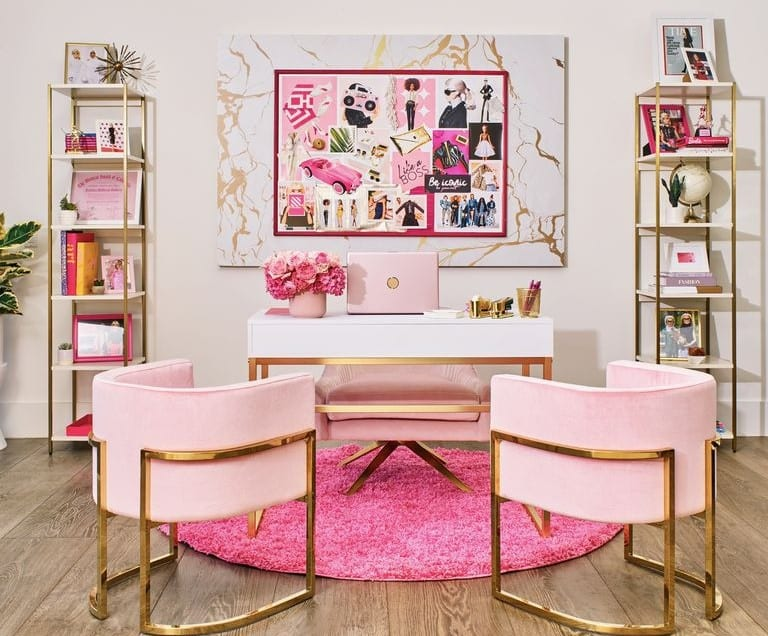 Barbie's Malibu Dream Comes to Life at this Real Airbnb