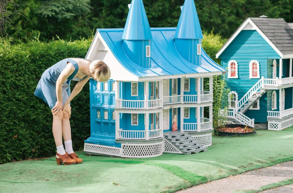 Outrageously Expensive Luxury Playhouses