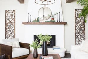 DIY Fireplace Mantels That Will Make a Statement