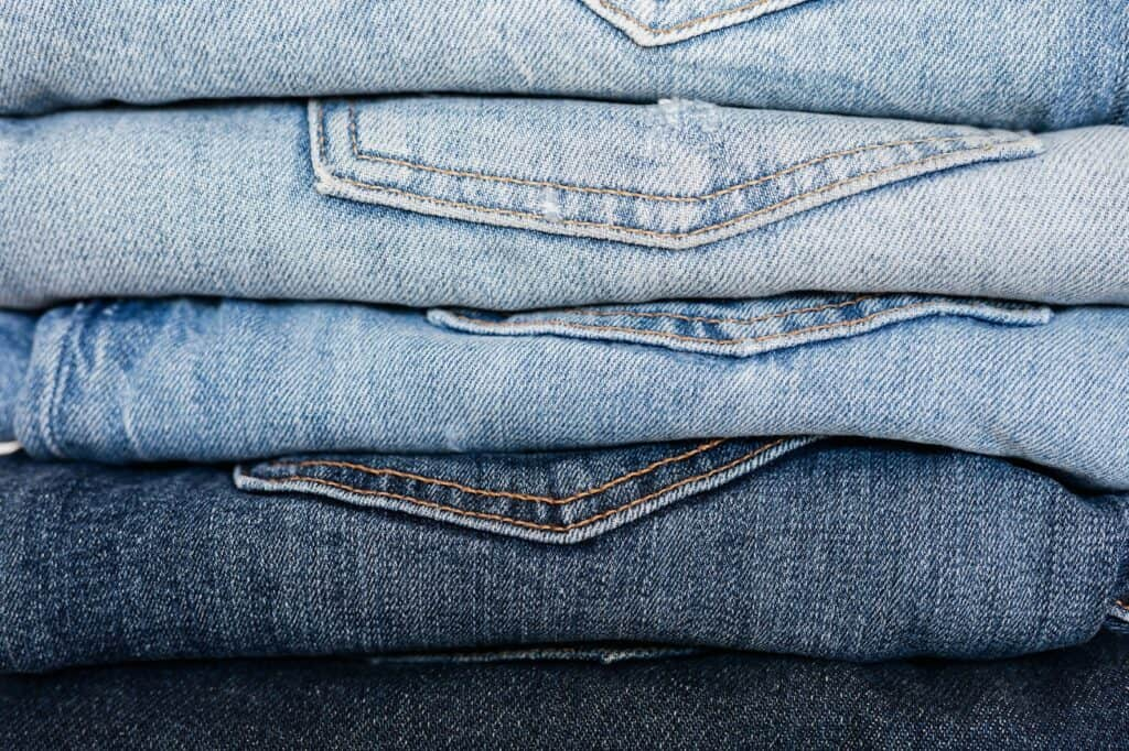 1. Fold your clothes in a neat and orderly manner.