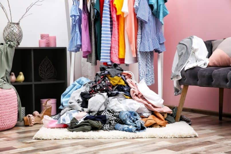 Clean Out the Closet and Ban these Items Immediately