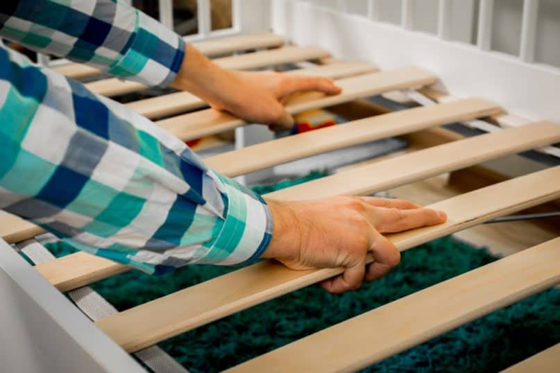 How to Make a DIY Bed Frame This Weekend