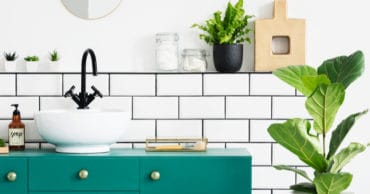 30 Ways to Jazz Up a Bathroom For Under $100
