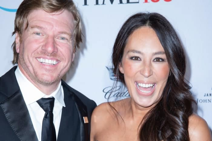 is joanna gaines an interior designer salary
