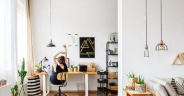 20 Tips and Products For Setting Up A Home Office