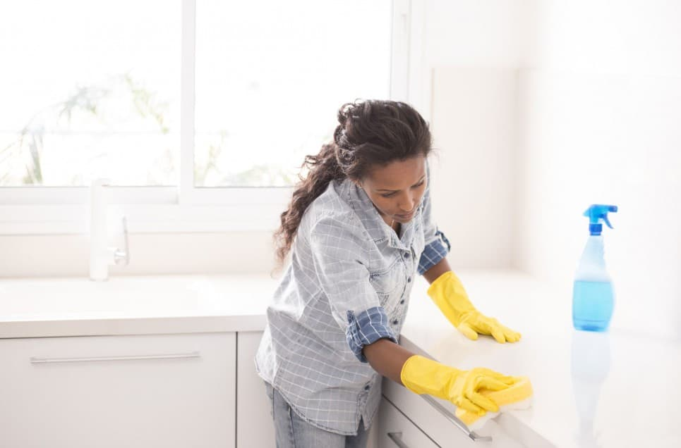 Home Cleaning Hacks that Make Staying Home Bearable