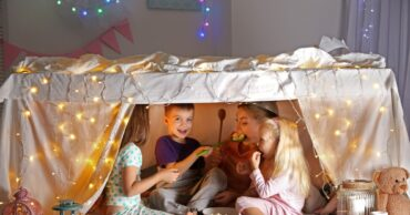 DIY Ways to Bring Camping Indoors for the Whole Family