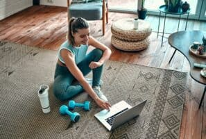25 Gym Essentials For an At-Home Workout