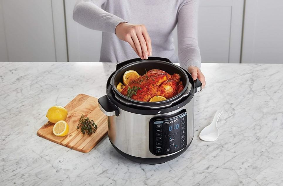 Become An At-Home Chef With These 20 Small Kitchen Appliances