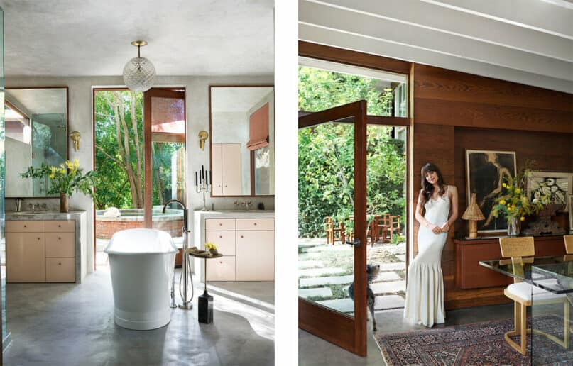 Recreating Celebrity Homes on a Budget: Dakota Johnson's Cozy Mid-Century Modern