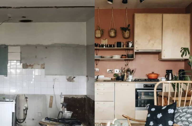 Inspiring Before and After Room Transformations