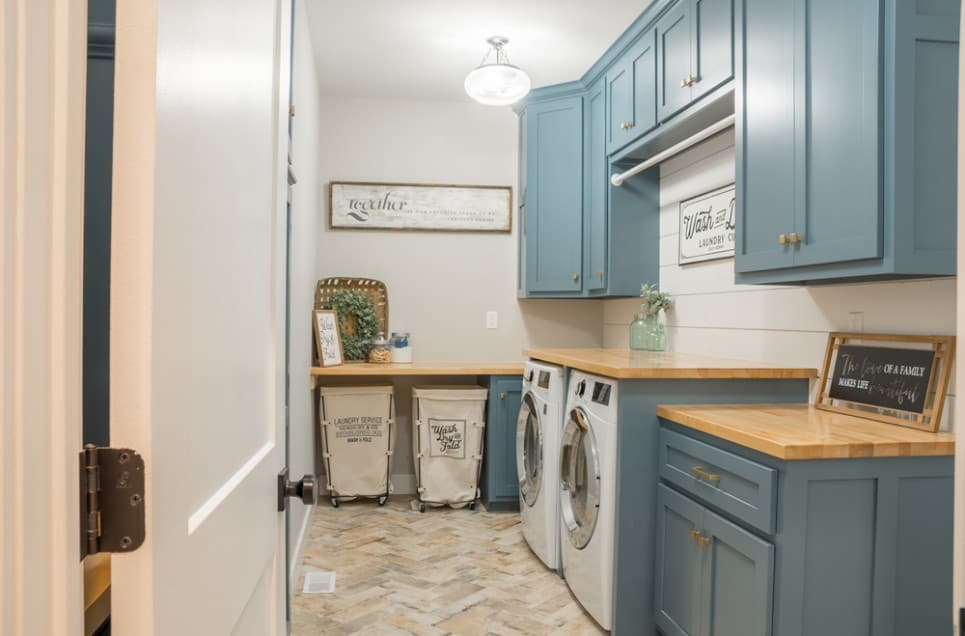 Laundry Room Organization Ideas that Change the Game