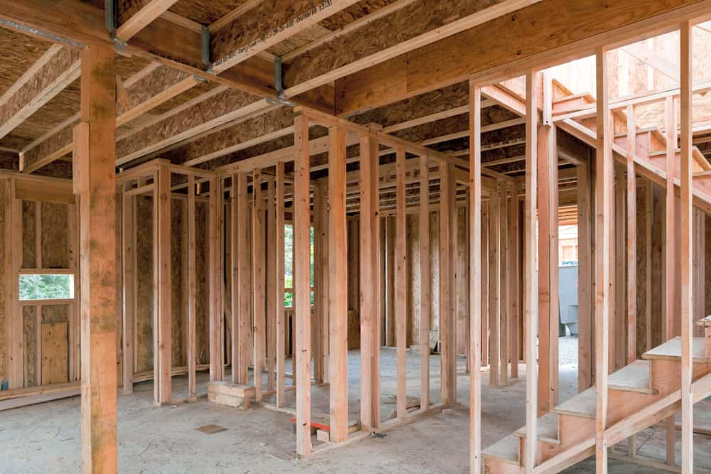12.Always avoid cutting into a load-bearing wall.