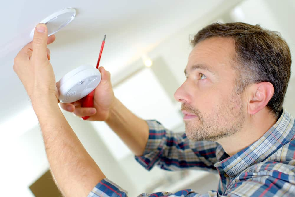28. Invest in a photoelectric smoke detector.