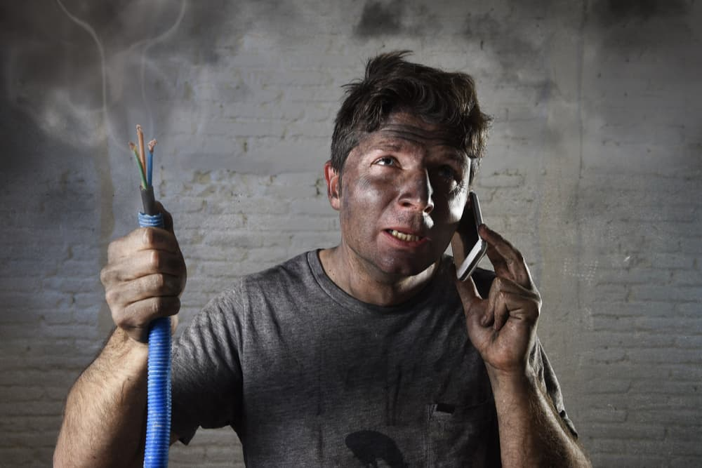 10. Fire Hazards from Do-It-Yourself Electrical Work