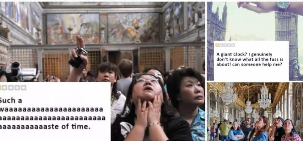 30+ Ludicrous Reviews Of European Tourist Attractions!