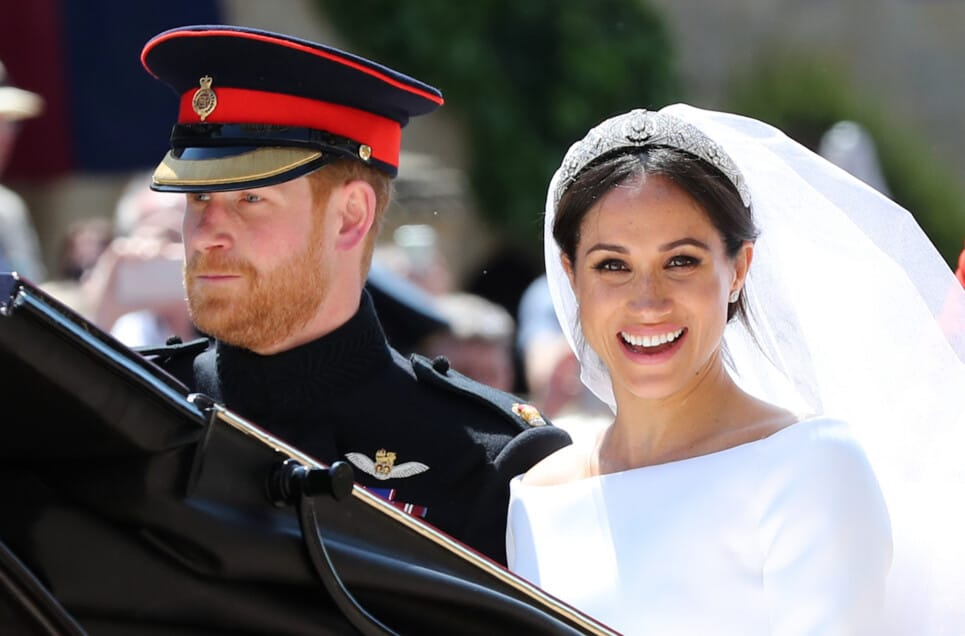 The Greatest Royal Wedding Dresses Throughout Recent History